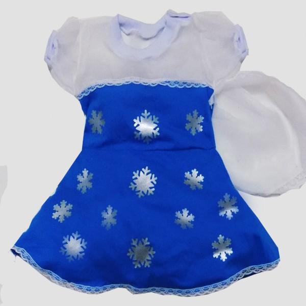 Vestido Elsa | P a 4 anos