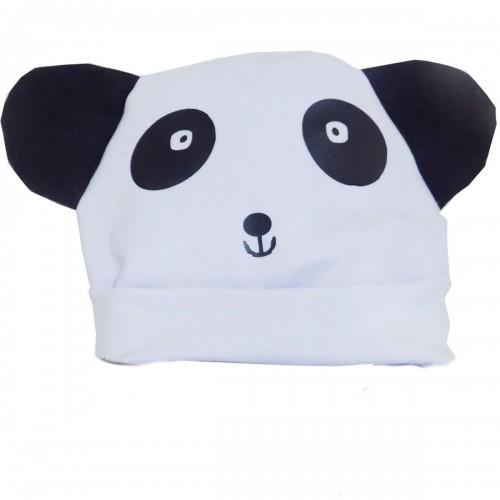 Touca  de Moletom Panda